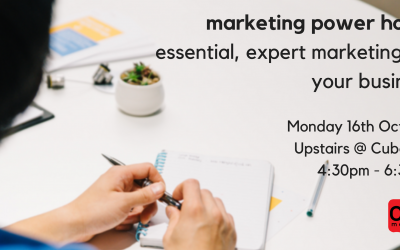 Power Hour+! New series of Essential Expert Marketing for your business!