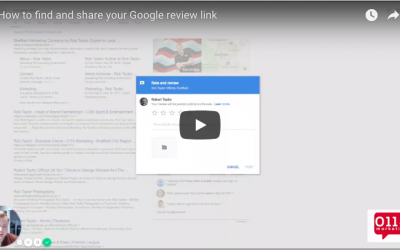 [Video] How to find and share your Google review link