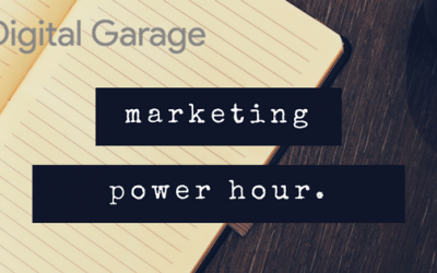 Marketing Power Hour w/Google!