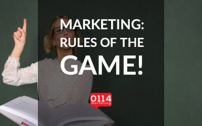 New rules for marketing your business