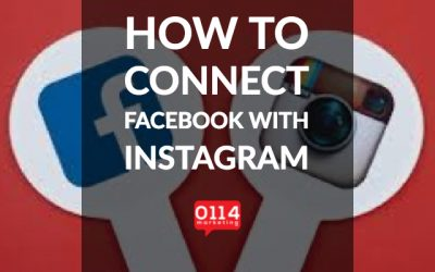 How to connect your Facebook to Instagram