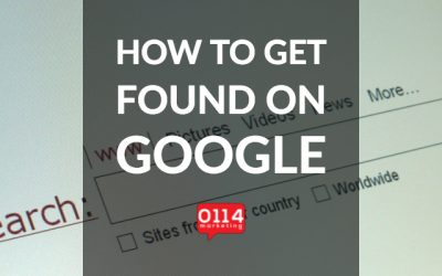 How To Get Found on Google