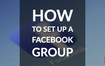 How to make a Facebook group?