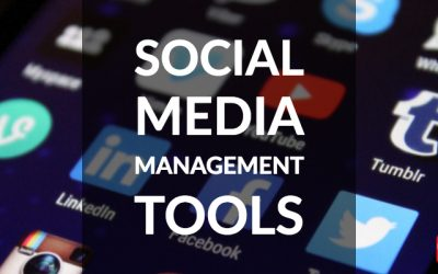 Social media management tools – an overview