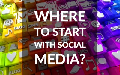 Where to start with social media?