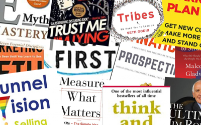The books that made me better in business in 2019.