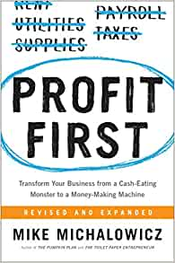 financial business planning book for small business