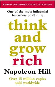 the best personal development book by napoleon hill