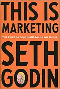 marketing books by seth godin