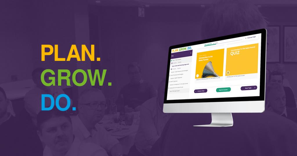 Sales and marketing webinar from Plan. Grow. Do. [FREE Webinar link inside]